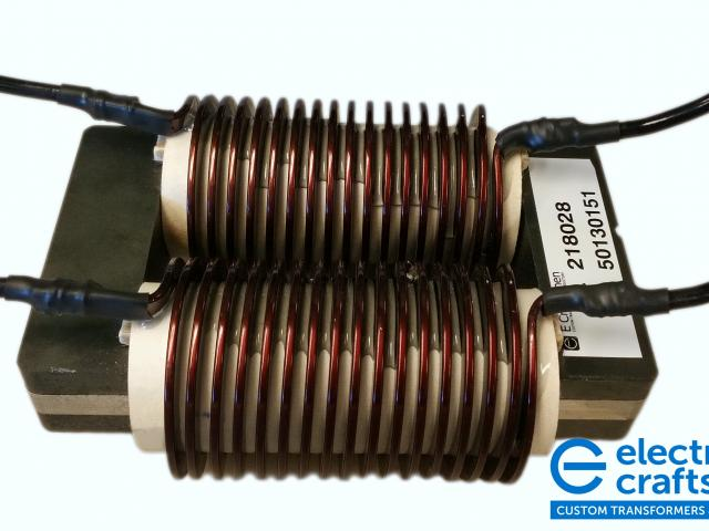 Differential Mode Inductor 108uH (EC Custom Model 218028)