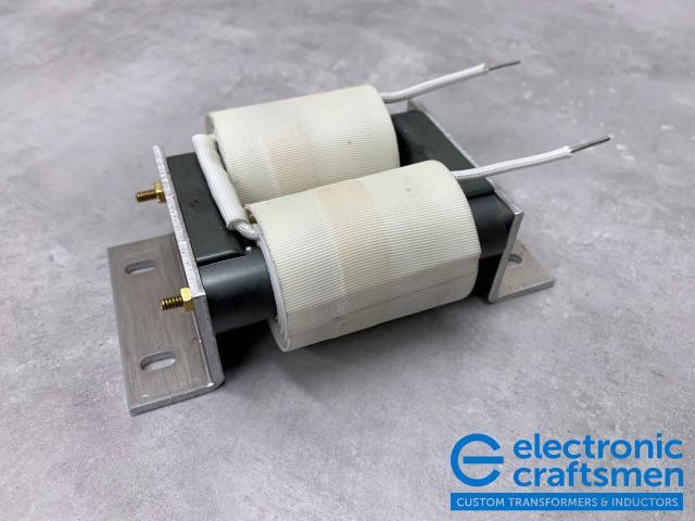 Inrush Current Limiting Saturating Inductor 100uH (EC Custom Model 220032)