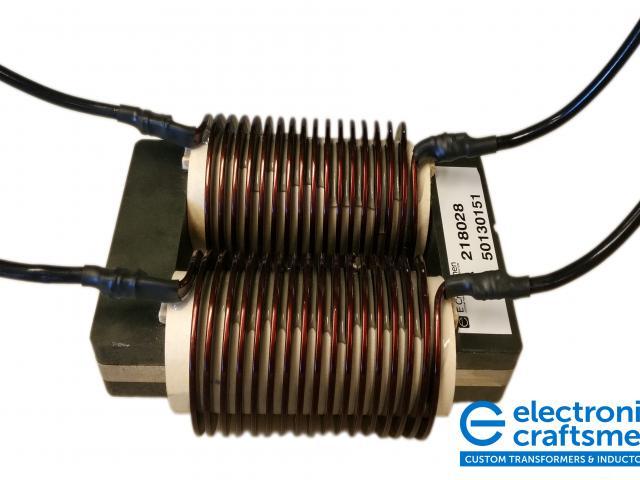 Differential Mode Inductor 108uH (EC Custom Model 218028)