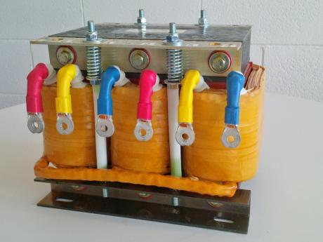 3-Phase Inductors, Chokes & Reactors | Electronic Craftsmen